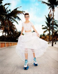 Lindsey Wixson: Harper's Bazaar US, March '12 > photo 1836871 > fashion picture