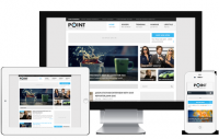Point - Free Multipurpose Responsive WordPress Theme @ MyThemeShop