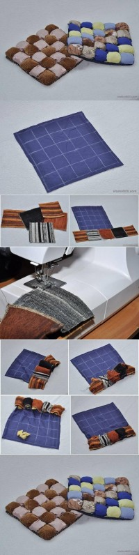 DIY Chair Soft Cushion DIY Projects | UsefulDIY.com