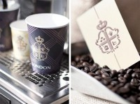 Coffee House London - The Dieline -