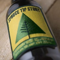 Spruce Tip Stout | @ohbeautifulbeer