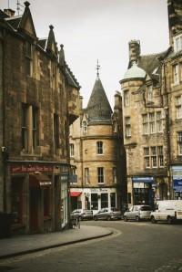 Old Town, Edinburgh, Scotland | The Best Travel Photos