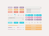 Ui Cream Style by Barthelemy Chalvet (via AgenceMe)