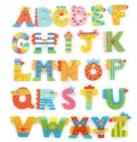 NEW Crazy Bird Wooden Alphabet Letters by Tatiri - Gift Idea for Kids & New Baby | eBay