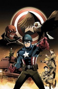 Captain America: The Fighting Avenger/Search//Home/ Comic Art Community GALLERY OF COMIC ART