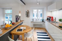 Contemporary Swedish apartment in Gothenburg @ ShockBlast