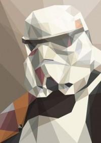 """Trooper"" - A Giclée Print by Liam Brazier"