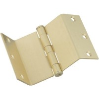Shop Stanley-National Hardware Brass Butt/Mortise Hinge at Lowes.com