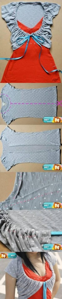 DIY Shirt Decor DIY Projects | UsefulDIY.com