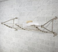Vintage Train Rack | Pottery Barn