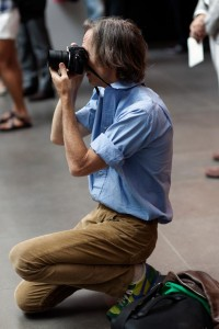 On the Street….One Part Woody Allen, One Part Wes Anderson, Milan « The Sartorialist