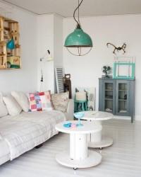 Un hogar sueco de estilo industrial con detalles rústicos - Estilo nórdico | Muebles diseño | Blog de decoración | Decoración de interiores - Delikatissen