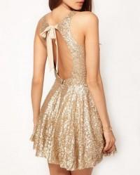 Gold Sequins | TFNC