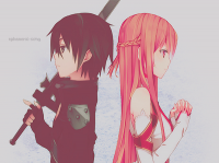 asunaandkirito | via Tumblr | We Heart It