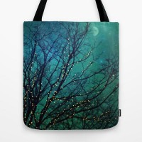 magical night Tote Bag by Sylvia Cook Photography | Society6