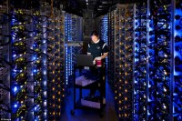 Inside Google pictures gives first ever look at the 8 vast data centres | Mail Online