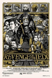 Tyler Stout Delivers the Final Mondo STAR WARS Posters | Collider