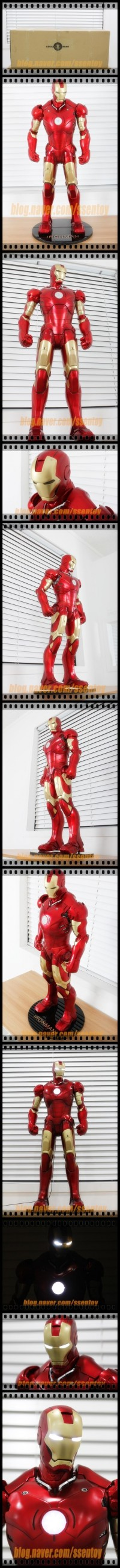 IRON MAN | The Plastic Figure World