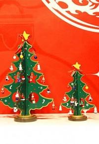 shego shopping mall — [grzxy61200004]Decoration Green Snowmen Snowflake Stars Pendants Festive Christmas Tree