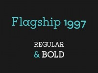 Flagship Slab Rounded - Free Font - FreebiesXpress