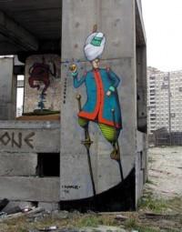 Odessa Street Art | English Russia
