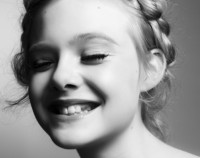Elle Fanning - Interview Magazine — Designspiration