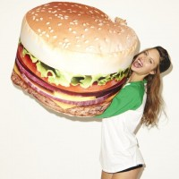 Fancy - Burger Bean Bag