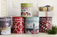 Strohl: Leckerlee Holiday Tins | Design Work Life
