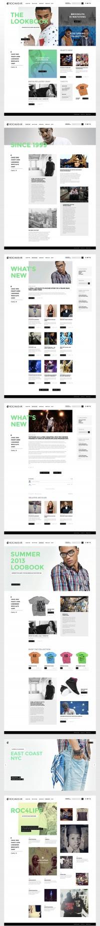 rocawear website on