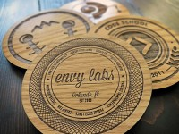 Envy Coaster Christmas by Tim Dikun