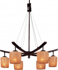 Minka Lavery Raiden 6 Light Chandelier | Wayfair
