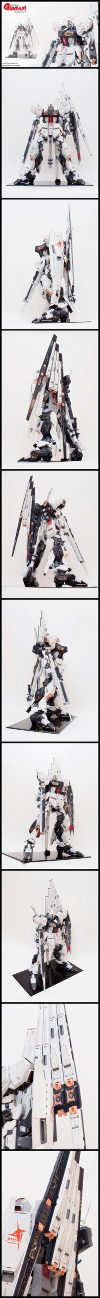 1/48 NU-GUNDAM | The Plastic Figure World