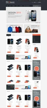 Responsive Opencart Themes And Opencart Templates Collection - PavoThemes