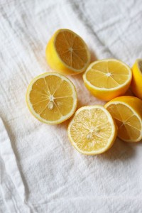 meyer lemons | yellow