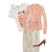 Peony for the Office - Polyvore