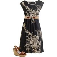 Mirabel Dress - Polyvore