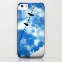 iPhone iPod Touch Samsung Galaxy Case Cover Blue Sky by RDelean
