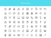 Streamline - iOS 7 Vector Icons - FreebiesXpress