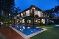 Garden House Design by David Guerra