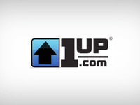 1UP Logo Animation