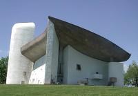 Chapel of Notre Dame du Haut Ronchamp by Le Corbusier