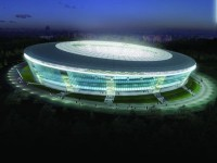 Donbass Arena in Ukraine - Top stadiums with the most beautiful architecture