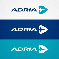 Adria Airways rebranding concept on