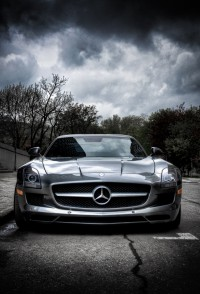 Mercedes-Benz SLS AMG …OMG by Romel Velasco - Inspiration DE