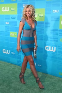 ?????? ??????? (Alyson Michalka) ?? «The CW Network Upfront Presentation»