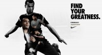 Nike 'Find Your Greatness' — - Colin Cornwell — Design & Art Direction