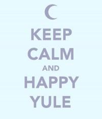 Happy Yule! | Yule