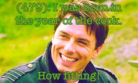 33 Texts You Wish Jack Harkness Sent You