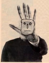 Saul Steinberg's Last Self-Portrait. | Art