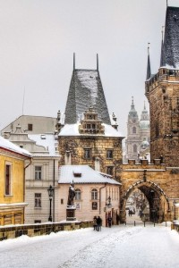 Winter in Prague | Romantic winter